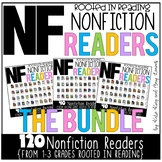 Rooted in Reading:  Nonfiction Readers BUNDLE