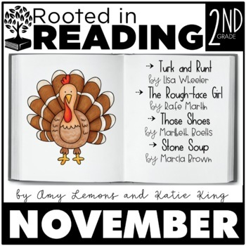 Rooted in Reading November (Read Aloud Lesson and Activities)