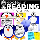 Rooted in Reading:  Penguin Palooza and Penguin Research