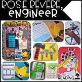 Rooted in Reading:  Rosie Revere, Engineer (with Amelia Earhart)