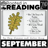 Rooted in Reading 2nd Grade September:  Read Aloud Lessons and Activities