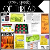 Rooted in Reading:  Seven Spools of Thread