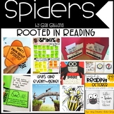 Rooted in Reading:  Spiders
