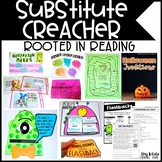 Rooted in Reading:  Substitute Creacher