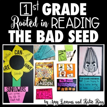 Rooted in Reading:  The Bad Seed