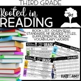 Rooted in Reading:  The Complete Book List for THIRD Grade