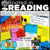 Rooted in Reading:  We Don't Eat Our Classmates {Grades 1-3}
