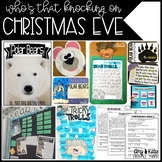 Rooted in Reading:  Who's That Knocking On Christmas Eve