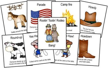Rootin' Tootin' Rodeo Bang! BUNDLE 2