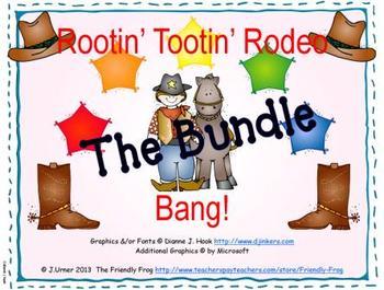 Rootin' Tootin' Rodeo Bang! THE BUNDLE