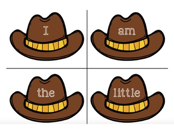 Rootin' Tootin' Sight Words: Created to Align with Reading Street Series