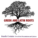 Greek and Latin Roots Bundle
