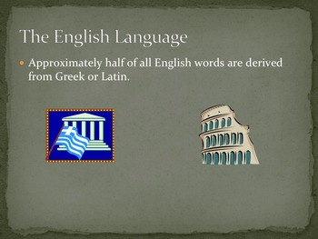 Greek & Latin Roots, Prefixes and Suffixes Bundle with 16 Quiz Assessments!
