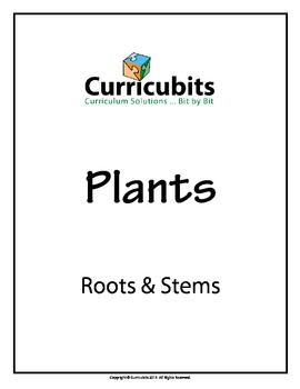 Roots & Stems | Theme: Plants | Scripted Afterschool Activity