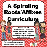 Roots and Affixes ~ Ready to Use! CCSS Aligned with Google Form Tests!
