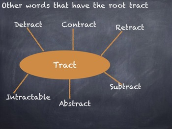 Roots and Prefixes Vocabulary Lesson: 101 Words that Every Student Should Know: