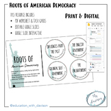 Roots of American Democracy | Digital and Print