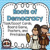Roots of Democracy Game, Reading Passage with Question, an