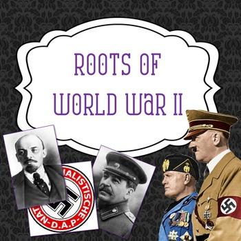 Roots of World War II PowerPoint