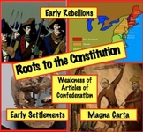 Roots to the Constitution: Unit Bundle Common Core Ready