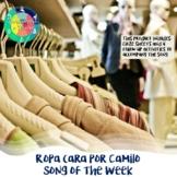 Ropa Cara Song of the Week
