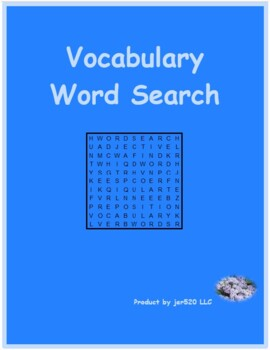 Ropa (Clothing in Spanish) wordsearch