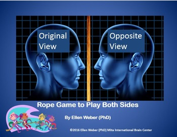 Rope Game Lesson Opener - Play Both Sides of Any Topic