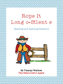 Rope It  {Long o, Silent e Game}