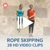 ROPE SKIPPING: 28 HD Videos of Jump Rope Tricks for your P