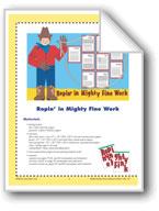 Ropin' in Mighty Fine Work (Bulletin Boards)