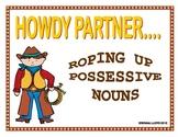 Roping Up Possessive Nouns