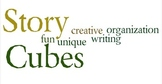 Rory's Original and Voyages Story Cube Planning/Writing Sheets