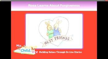 Rosa Learns Forgiveness