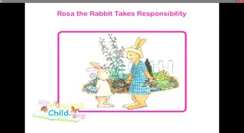 Rosa Learns to be Responsible