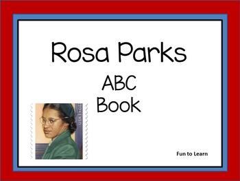Rosa Park's    ABC Book