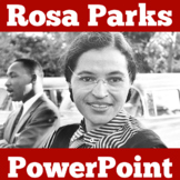 Rosa Parks   PowerPoint   Black History Month   1st 2nd 3r