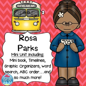 Rosa Parks Mini Unit