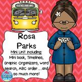 Rosa Parks Mini Unit VA SOL 2.4g