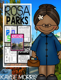 Rosa Parks Women's History Month