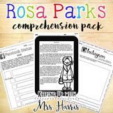 Rosa Parks Comprehension Pack