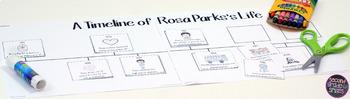 Rosa Parks (Rosa by Nikki Giovanni Biography Study)