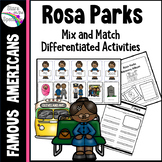 Black History Month Activities Rosa Parks