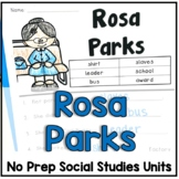 Rosa Parks Facts and Timelines