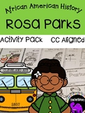 Rosa Parks Activity Pack