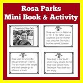Rosa Parks Worksheet Activity