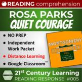 Rosa Parks Assertive Communication Reading Article 005 - B