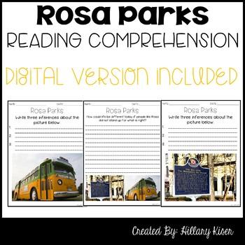 Rosa Parks Biography