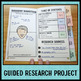 Rosa Parks Biography Research Booklet
