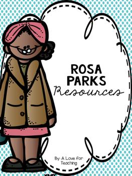 Rosa Parks {Black History Month}