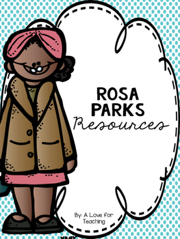 Rosa Parks {Black History Month}